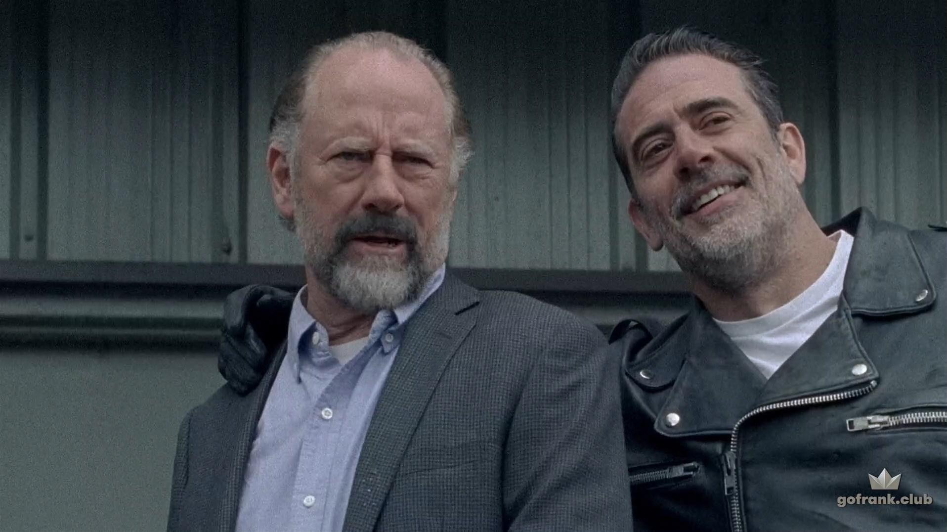 Ходячие мертвецы / The Walking Dead [08x01-03 из 16] (2017) WEB-DLRip 1080p | Profix Media