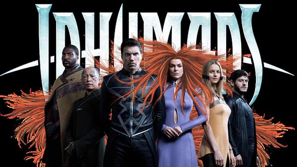 Сверхлюди / Inhumans [S01] (2017)  WEB-DLRip-AVC | D, P