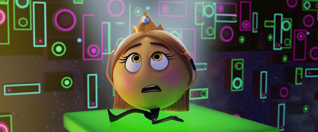 Эмоджи фильм / The Emoji Movie (2017) BDRip 720p | Лицензия