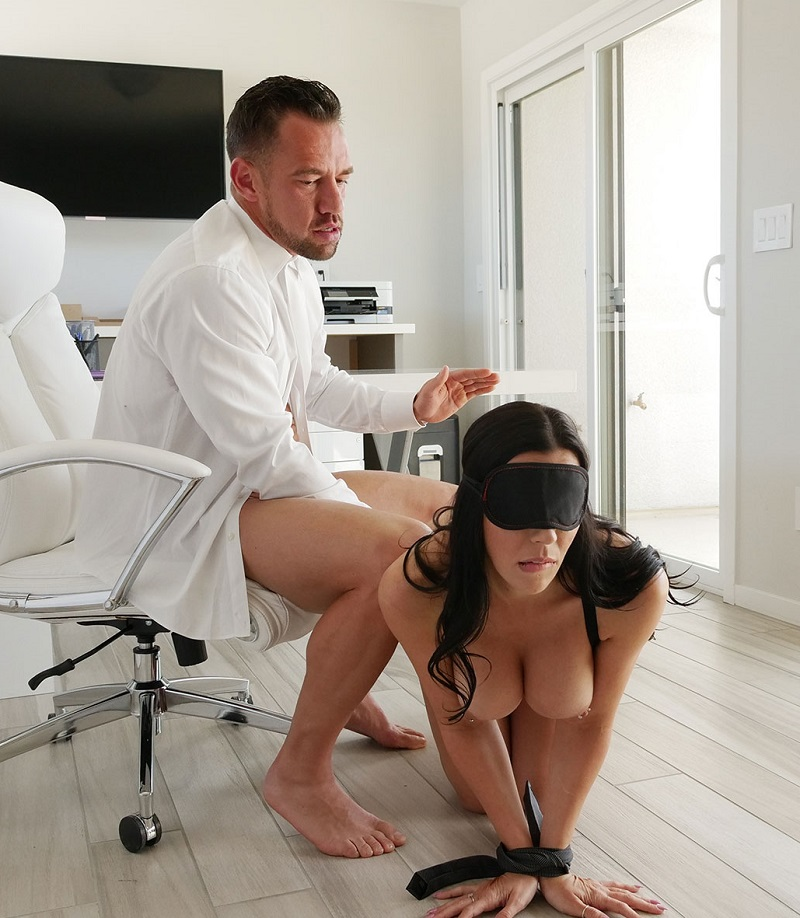 [AssParade.com / BangBros.com] Rachel Starr (Rachel Starr Gets Railed by Her Boss) [2017 г., Big Tits, Blowjob, Brunette, Busty, Cow Girl, Cum In Mouth, Cum Shot, Doggystyle, Hardcore, Missionary, Pornstar, Riding, Shaved, Vaginal, 1080p]