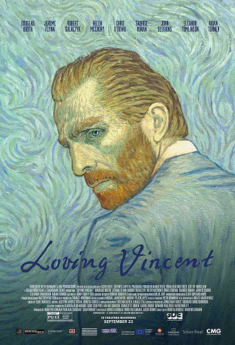 Loving Vincent 2017 720p WEB-DL X264 AC3-EVO