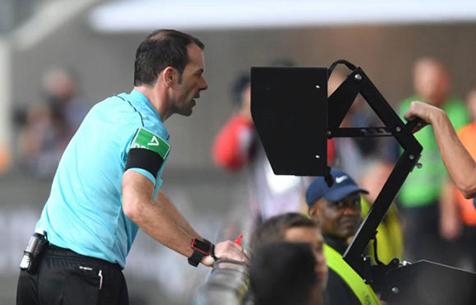 Официально: VAR будет использоваться в Ла Лиге с сезона 2018/19