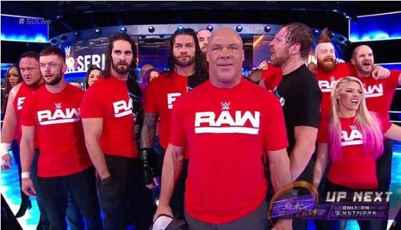 WWE Tuesday Night Smackdown 14.11.2017 HD