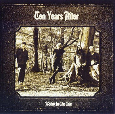 Ten Years After - A Sting in the Tale (2017) FLAC
