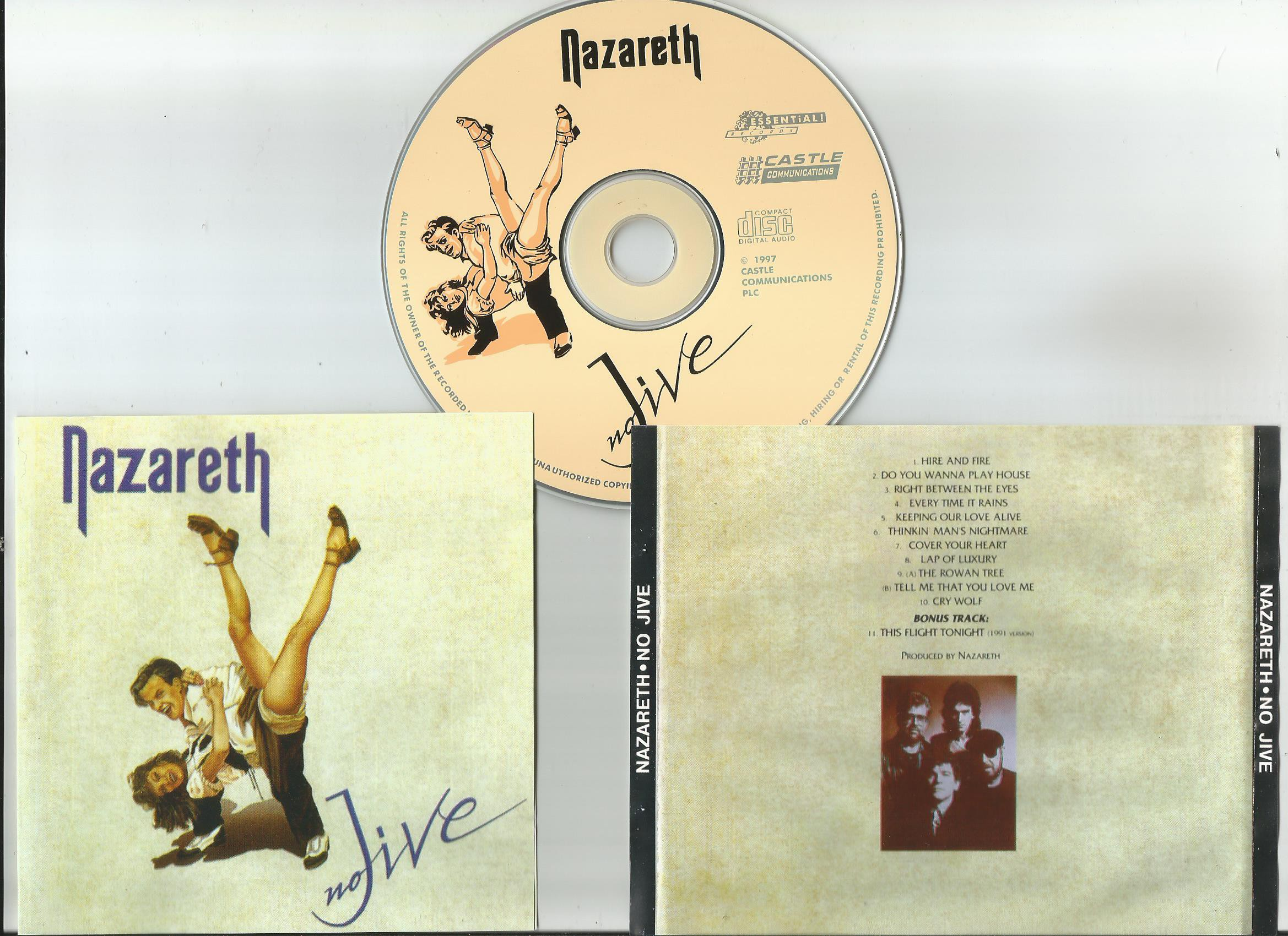 Nazareth N Records Lps Vinyl And Cds Musicstack