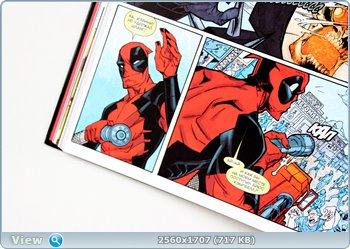 Marvel Официальная коллекция комиксов №95 -  Дэдпул. Команда. Книга 1