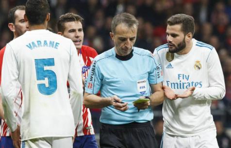 """""""Мадрид"""" потерял девять очков из-за судейских ошибок"""