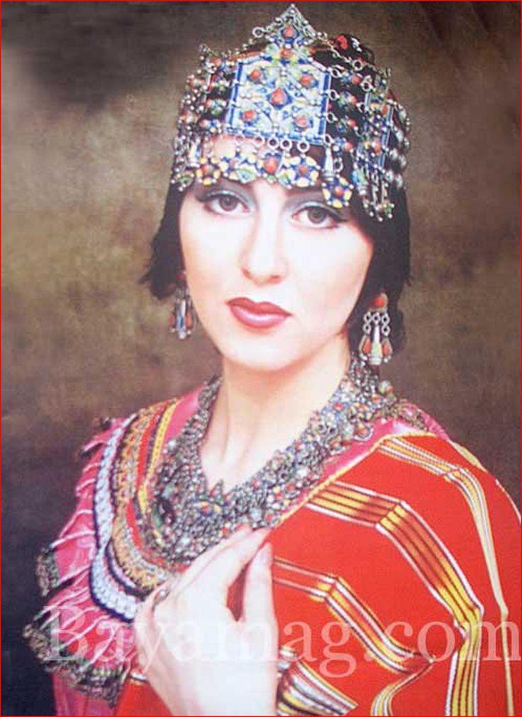 Амазахи - белый север Африки