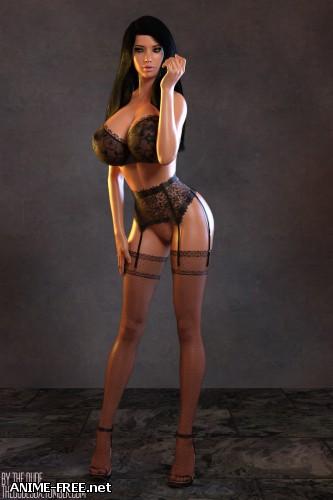 Lust Unleashed (The Dude 3DX) - Collection [Uncen] [3DCG] [ENG] Porn Comics