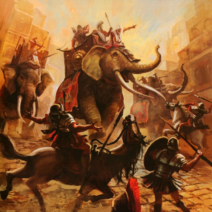 Боевые животные: Секретное оружие всех времен и народов