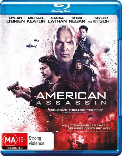 Наёмник / American Assassin (2017) BDRip от MegaPeer | L