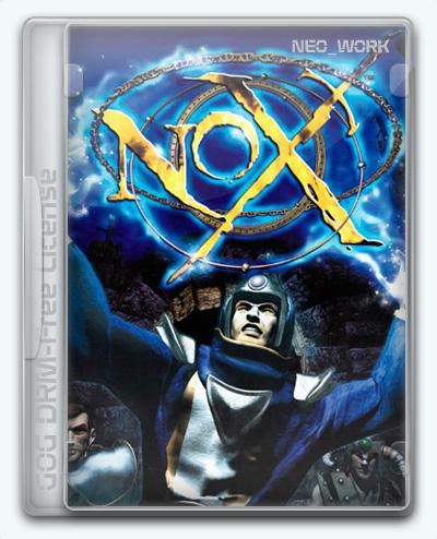 Nox (2000) [En] (1.2) License GOG