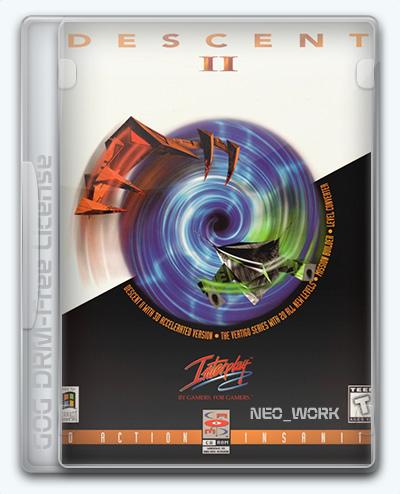 Descent 2 (1996) [En] (1.1) License GOG