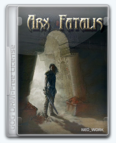 Arx Fatalis (2002) [En] (1.21) License GOG