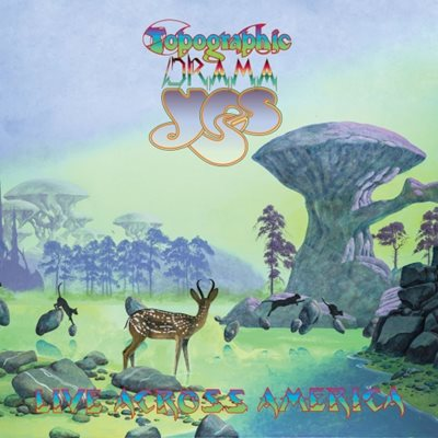 Yes - Topographic Drama: Live Across America (Live) (2017) MP3