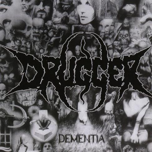 Drugger - Dementia (1996) [FLAC|Lossless|image + .cue] <Death Metal>
