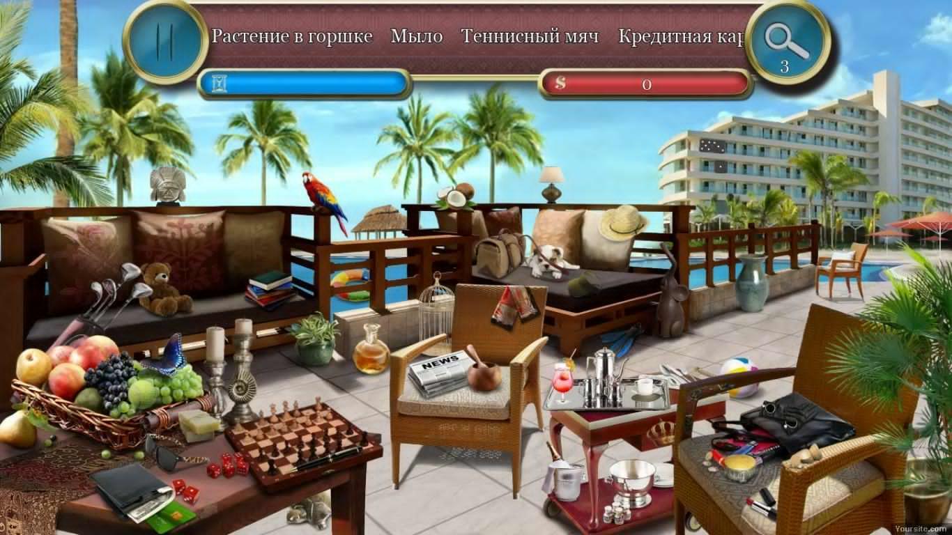 Праздничные приключения: Акапулько (2017) PC