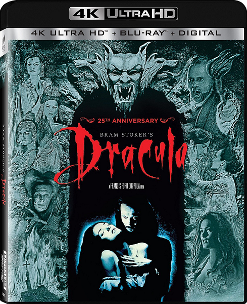 Дракула Брэма Стокера / Bram Stoker`s Dracula (1992) BDRip 720p | Mastered in 4K