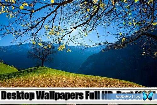 Обои - Desktop Wallpapers Full HD. Part (109) [JPG]