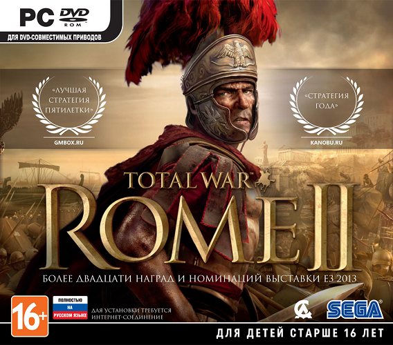 Total War: Rome 2 - Emperor Edition [v 2.4.0.19728 + DLCs] (2013) PC | RePack от xatab | 12.27 GB