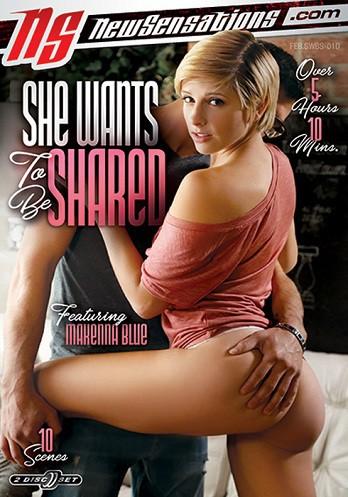 New Sensations - Она хочет быть общей / She Wants To Be Shared (2017) DVDRip