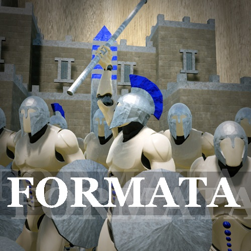 Formata (2017) PC | Лицензия