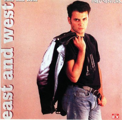 Fred Ventura - East & West And More [Remastered] (1989/2000) MP3