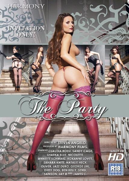The Party / Totale Debauche (Steven Angelo, Harmony) [2007 г., Gonzo, Anal, DP, DPP, Lesbo, Orgy, 540p, WEB-DL] (Split Scenes)