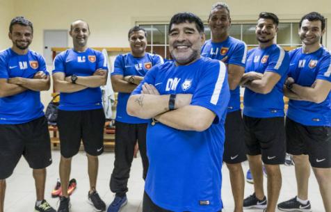 """Марадона: """"Я говорил Флоринтино Пересу, что он должен подписать Мбаппе"""""""