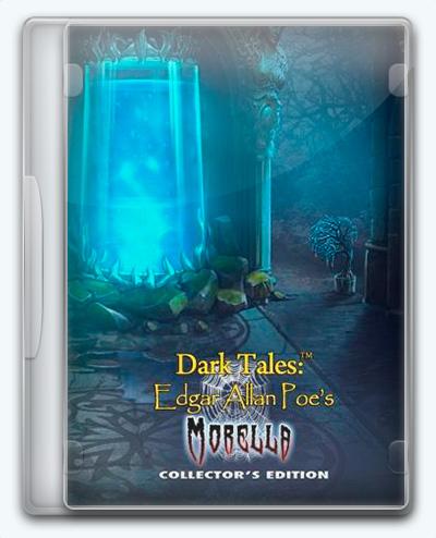 Dark Tales 12: Edgar Allan Poe's Morella / Темные истории 12: Эдгар Аллан По. Морелла (2017) [Ru] (1.0) Unofficial [Collector's Edition / Коллекционное издание]
