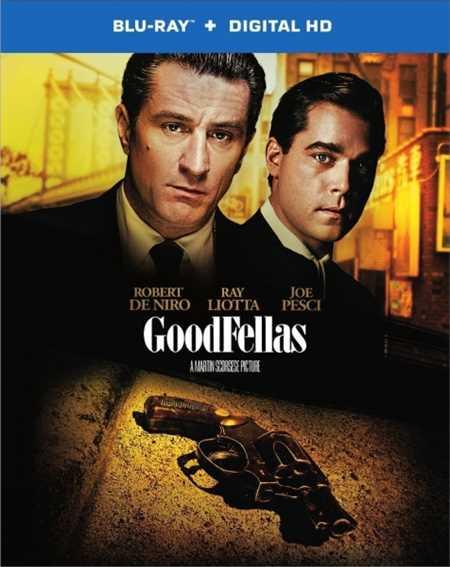 Славные парни / Goodfellas (1990) BDRip [H.264/720p] [Remastered]