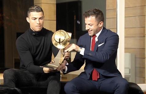 """""""Реал Мадрид"""", Зидан и Роналду - лучшие в 2017 году по версии Globe Soccer Awards"""