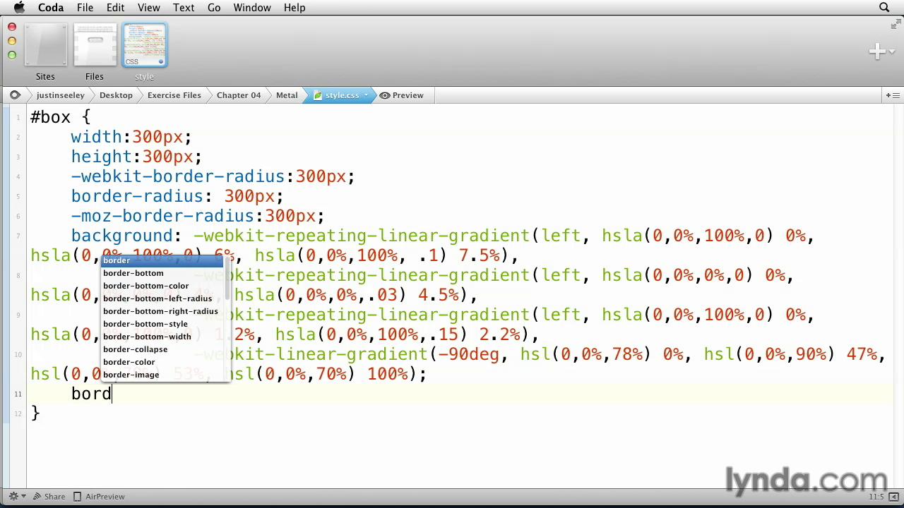 CSS: Gradients (2013) PCRec [H.264/720p-LQ]