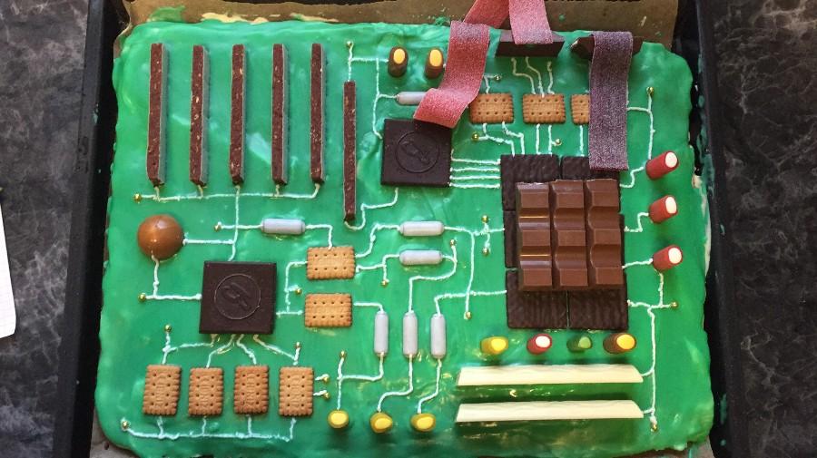 Торт инженера