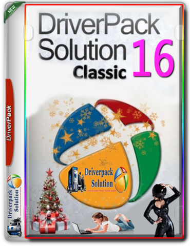 DriverPack Solution 16.18 Classic (2016) РС   ISO