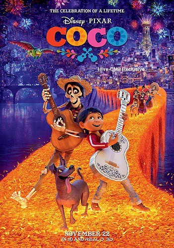 Coco 2017 DVDScr XVID AC3 HQ Hive-CM8