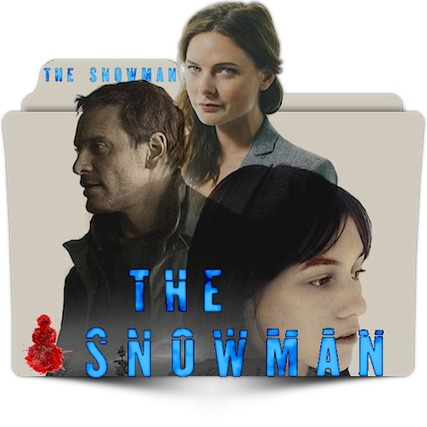 Снеговик / The Snowman  (2017) BDRip [H.264/1080p] [EN]