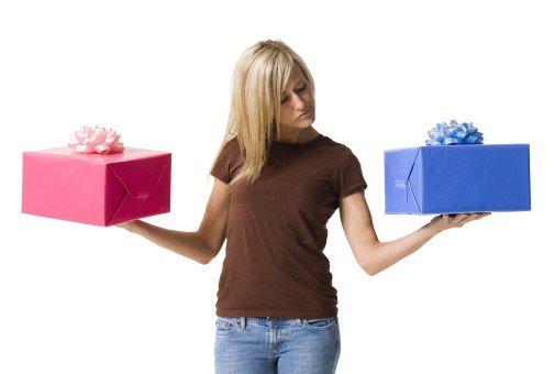 выбрать и купить подарок