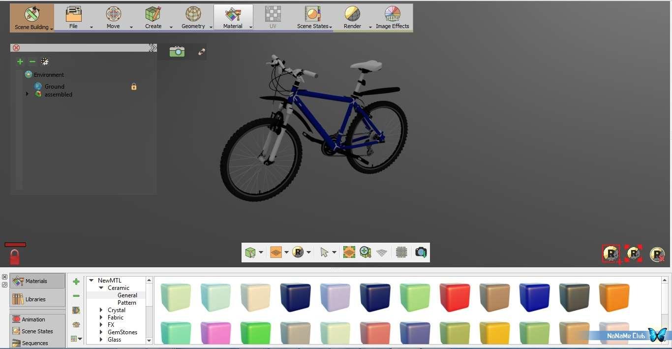 Simulation Lab Software SimLab Composer 8 8.2.1 / ~eng~