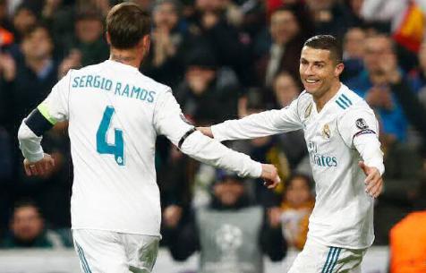 Пять Мадридистов попали в команду года UEFA