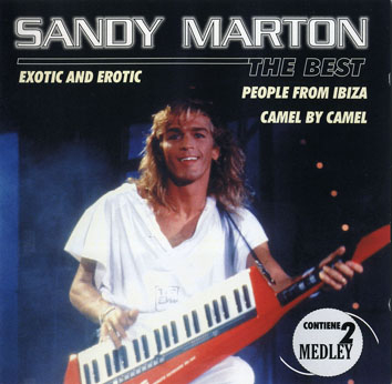 Sandy Marton - The Best (2000) APE