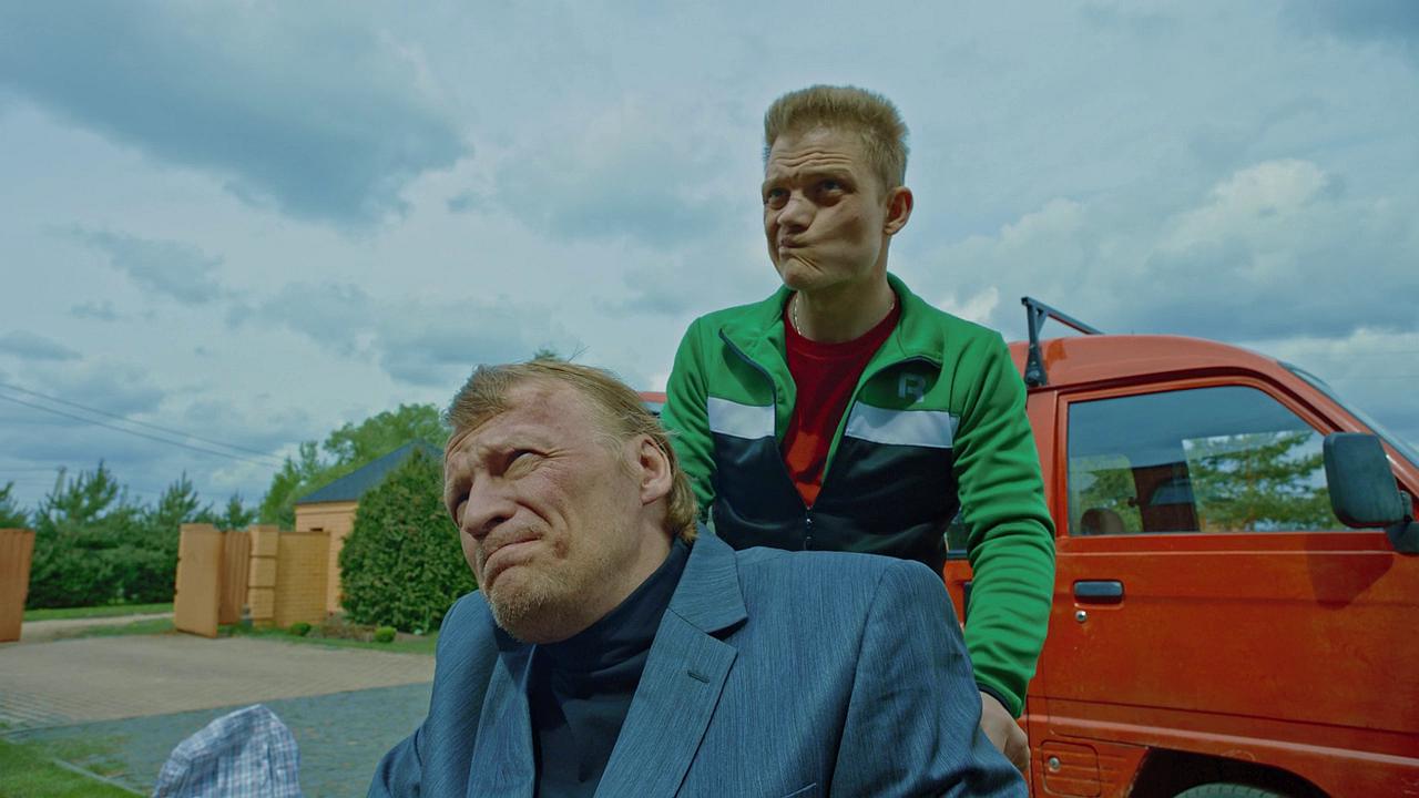 Как Витька Чеснок вез Леху Штыря в дом инвалидов (2017) BDRip 720p | Лицензия