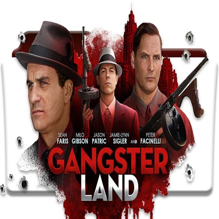 Земля Гангстеров / Gangster Land / In the Absence of Good Men  (2017) BDRip [H.264/1080p] [EN / EN Sub]