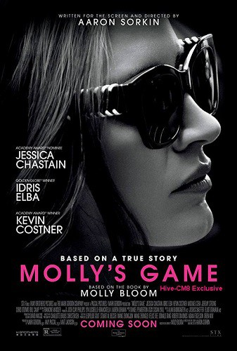 Mollys Game 2017 DVDScr XVID AC3 HQ Hive-CM8