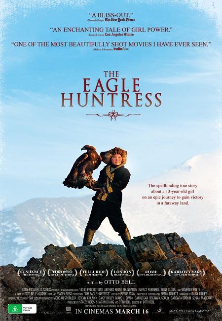 Охотница с орлом / The Eagle Huntress (2016) WEBRip 720p | L