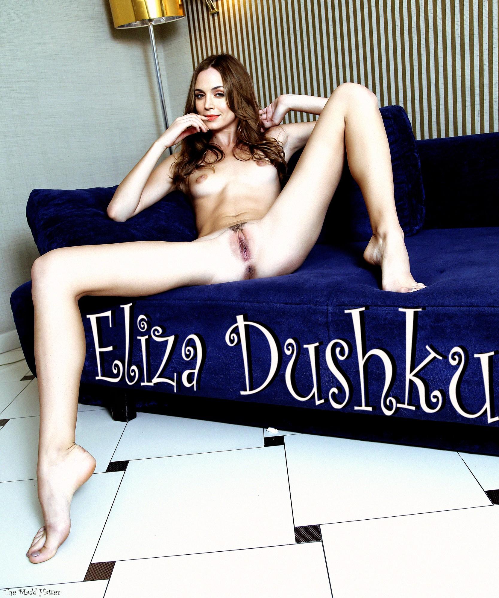 Eliza dushku cunt