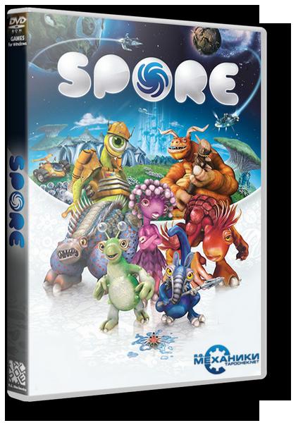 Spore: Complete Edition (2009) PC | Repack от R.G. Механики