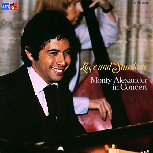 [TR24][OF] Monty Alexander - Love And Sunshine (Remastered)- 1975 / 2014 (Post-Bop)