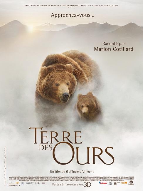 Земля медведей / Terre des Ours (2014) BDRip 1080p | D