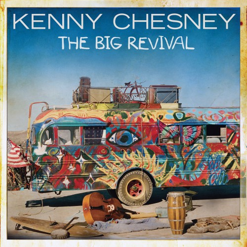 [TR24][OF] Kenny Chesney - The Big Revival - 2014 (Country)
